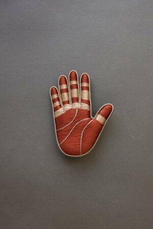 Henna Hand Charm