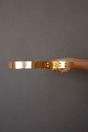 Gold Star Belt